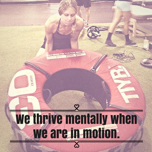 The Power of Training with Kim Moffatt 002