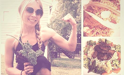 featured Kim Moffatt Thriving on a Plant-Based Diet