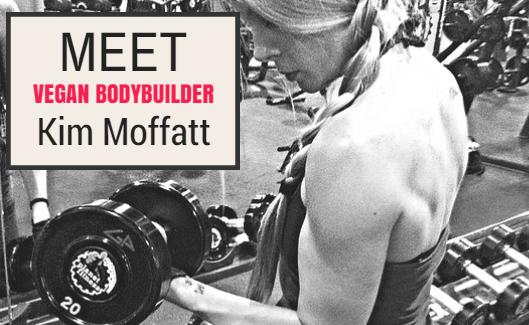 featured vegan bodybuilder kim moffatt