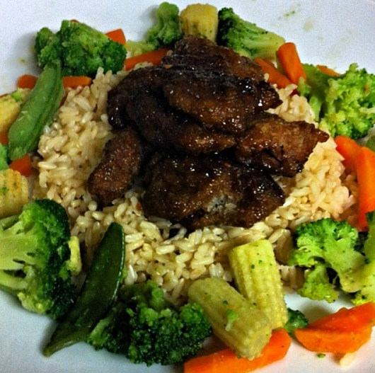 plant-based diet recipe beefless strip