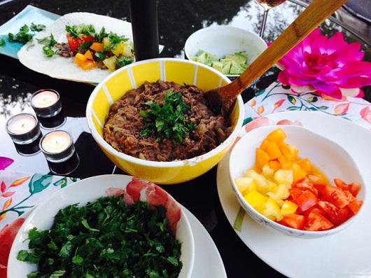 Healthy Comfort Food - Vegan Burrito Recipe - My Fit Station 002