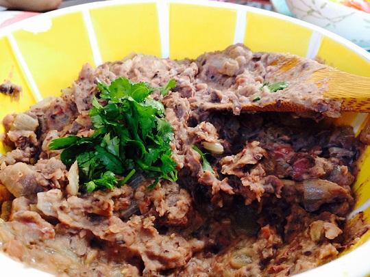 Healthy Comfort Food - Vegan Burrito Recipe - My Fit Station 004