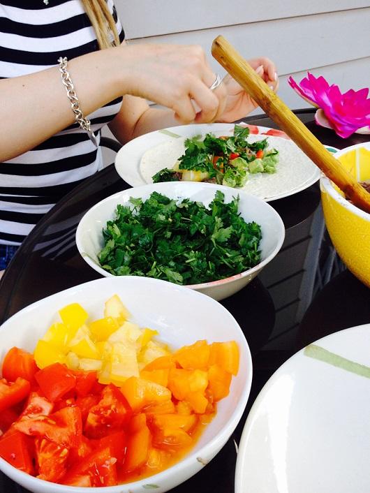 Healthy Comfort Food - Vegan Burrito Recipe - My Fit Station 006