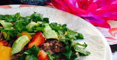 featured Healthy Comfort Food - Vegan Burrito Recipe - My Fit Station