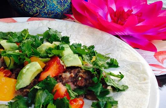 featured Healthy Comfort Food - Vegan Burrito Recipe - My Fit Station