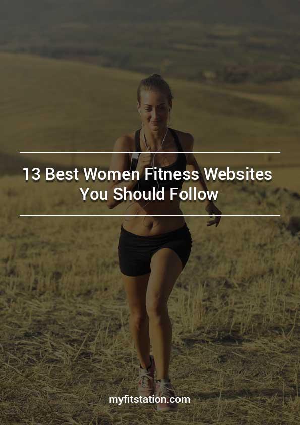 13 Best Women Fitness Websites You Should Follow