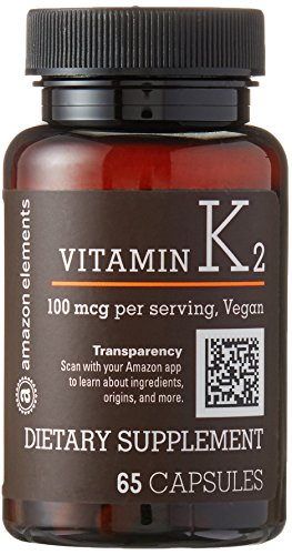 Amazon elements vitamin k2