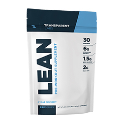 Transparent Labs PreSeries Lean Pre Workout