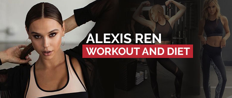 Alexis Ren Workout and Diet featured image