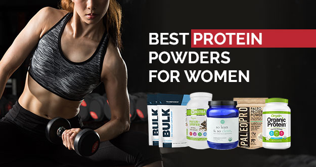 10 Best Protein Powders For Women Reviewed 2019 Upd