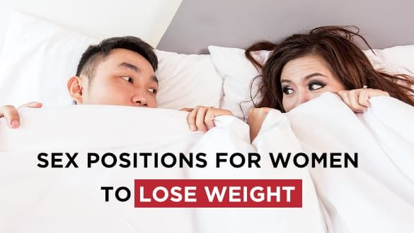 Sex Positions For Women To Lose Weight Featured Image