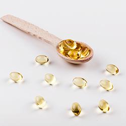 Vitamin gels