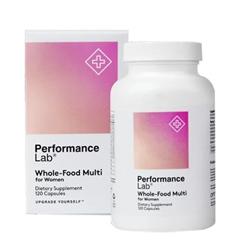 Performance Lab Whole-Food Multi