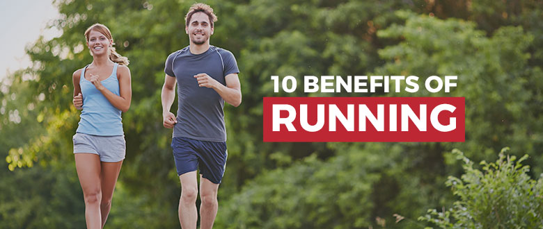 10 Benefits Of Running featured image