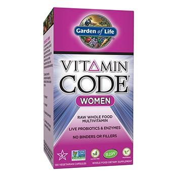 Garden Of Life Multivitamin For Women