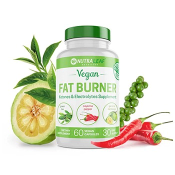 Nutra Leaf Vegan Fat Burner