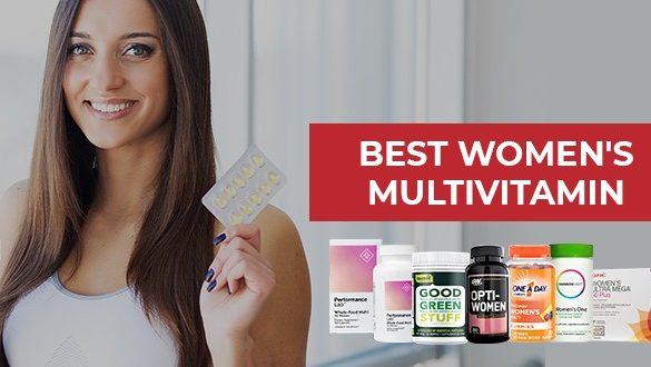 Best Women's Multivitamin Featured Image