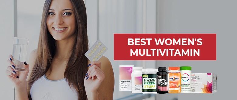 Best Women's Multivitamin Featured Image