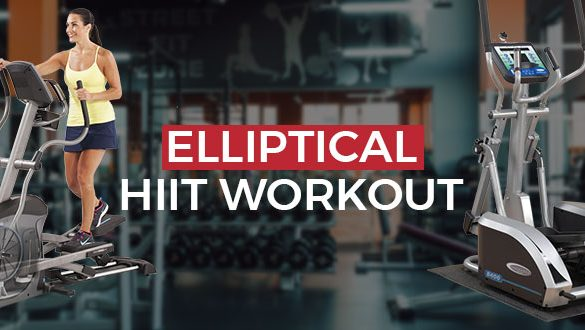 Elliptical HIIT Workout featured image