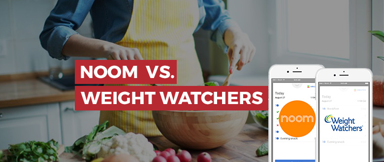 Noom VS Weight Watchers Featured Image