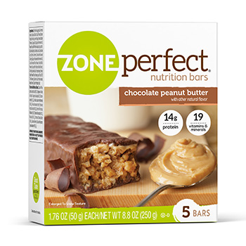 ZonePerfect Nutrition Snack Bars