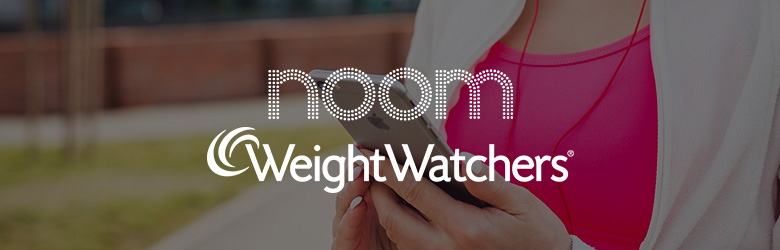 noom and weight watchers logo