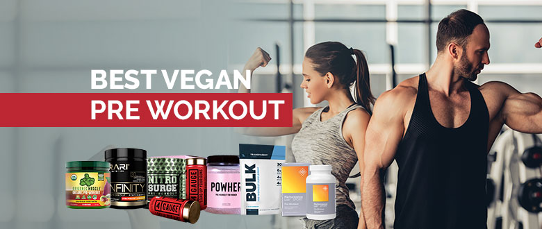 Best Vegan Pre Workout featured image