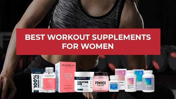 Best Workout Supplements For Women Featured Image