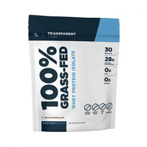 Transparent Labs (Protein Powder) Sidebar