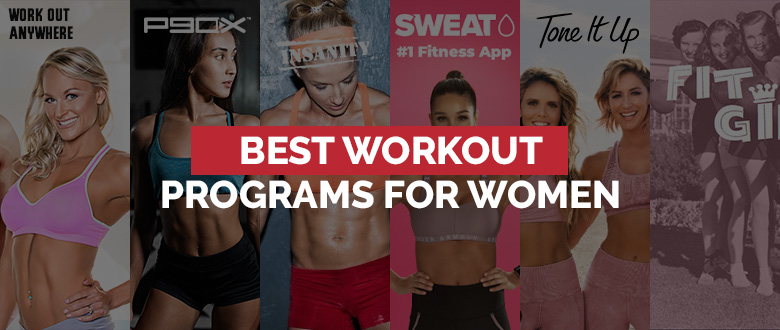 Best Workout Programs For Women featured image