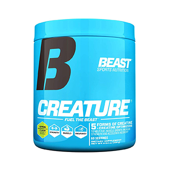 Beast Sports Nutrition Creatine Complex Product