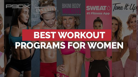 Best Workout Programs For Women