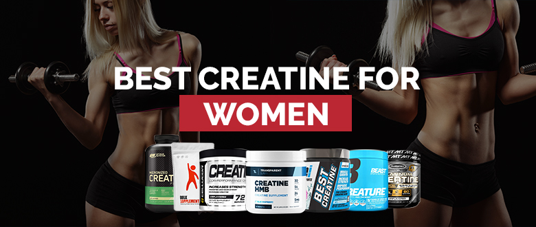 Best creatine for women Featured Image