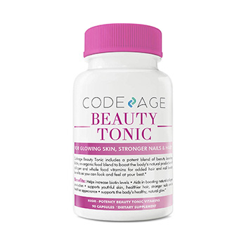 Codeage Beauty Boost Organic Vegan Collagen Booster Product
