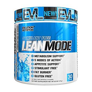 Evlution Nutrition Lean Mode Stimulant-Free