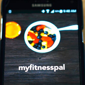 Myfitnesspal App Screenshoot