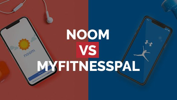 Noom vs Myfitnesspal Featured Image