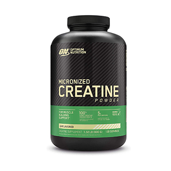 Optimum Nutrition Micronized Creatine Powder Product