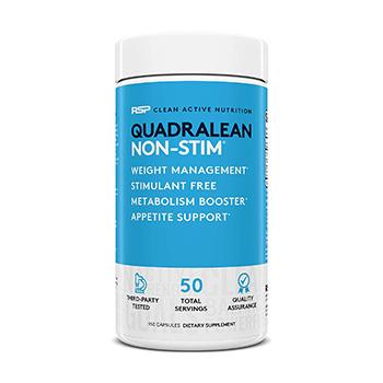 RSP Quadralean Non-stim Product