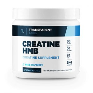 Transparent Labs StrengthSeries Creatine HMB Sidebar