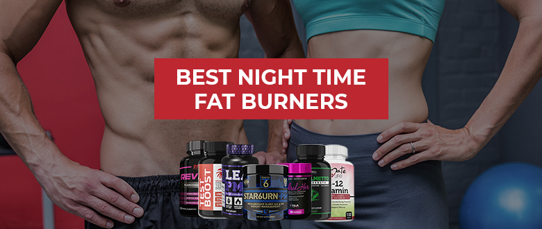 Best night time fat-burners featured