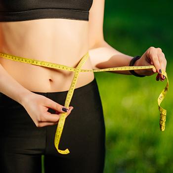 fat burning effect in woman