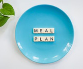 Meal Plan on Plate
