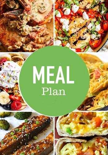 meal plan theme